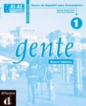 Gente 1 Nueva Ed. – Libro del profesor