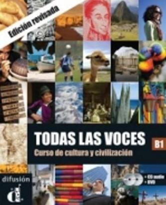 Todas las voces B1 – Libro del alumno
