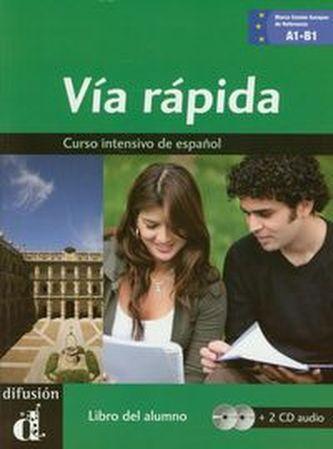 Via rápida A1-B1 – Libro del alumno + CD