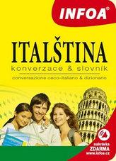 Italština - Kapesní konverzace & slovník