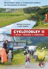 Cyklotoulky II. s dětmi, vozíkem a nočníkem