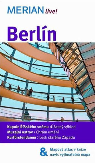 Merian 39 - Berlín - 4. vydání