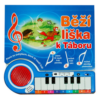 Hraj a zpívej - Piano se světýlkem, které tě naučí hrát - 2. vydání