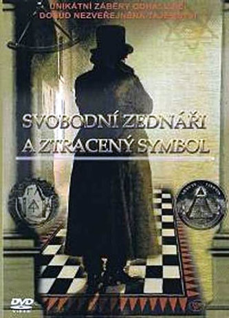 Svobodní zednáři a ztracený symbol - DVD