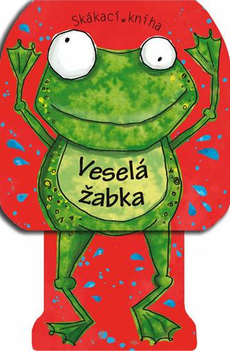Veselá žabka – skákající kniha