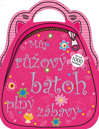 Můj růžový batoh plný zábavy