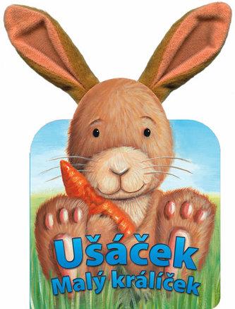 Ušáček – malý králíček