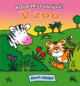 Kdopak se ukrývá – V zoo