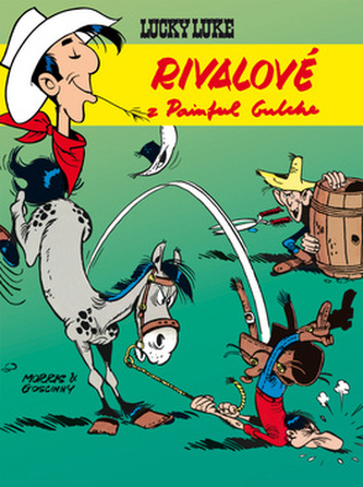 Lucky Luke 23 - Rivalové z Painful Gulche