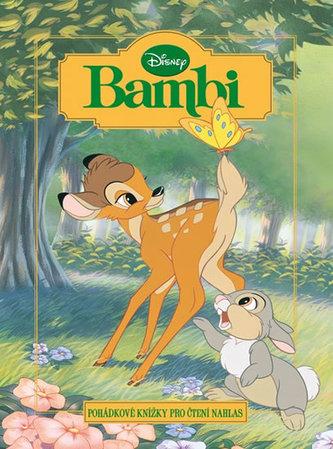Bambi - čtení nahlas