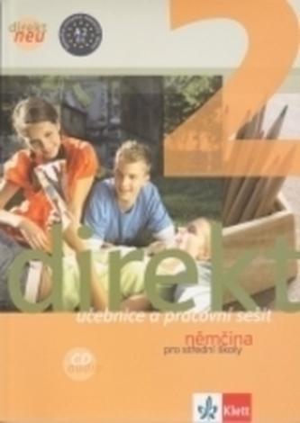 Direkt 2 neu – učebnice + PS + CD
