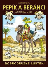 Pepík a beránci - Africká mise - dobrodružné luštění