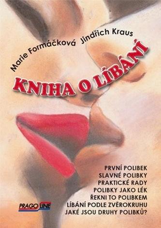 Kniha o líbání + CD s písničkami o lásce a líbání