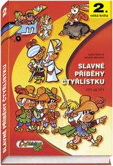 Slavné příběhy čtyřlístku 1971-1974 - 3. vydání