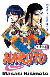 Naruto 9 - Nedži versus Hinata