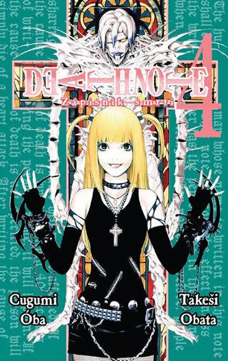 Death Note - Zápisník smrti 4