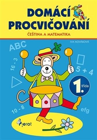Domácí procvičování - čeština a matematika 1. třída
