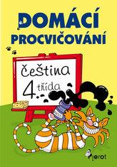 Domácí procvičování - Čeština 4. třída