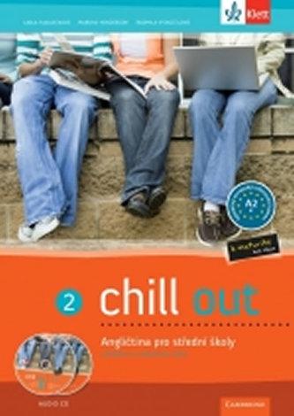 Chill out 2 - Angličtina pro SOŠ a SOU - učebnice+PS+2CD