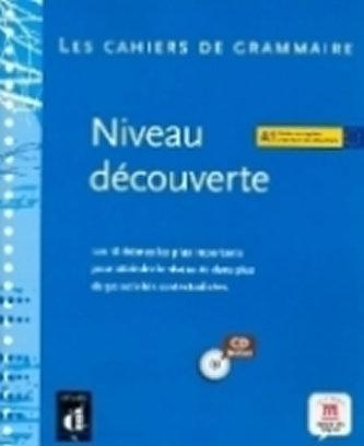 Cahier de grammaire A1 + CD