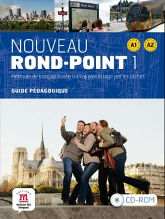 Nouveau Rond-Point A1-A2 – Guide pédag. (CD)
