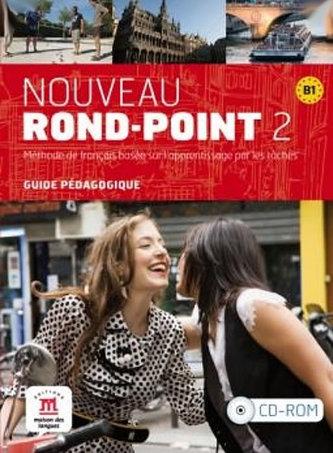 Nouveau Rond-Point B1 – Guide pédag. (CD)
