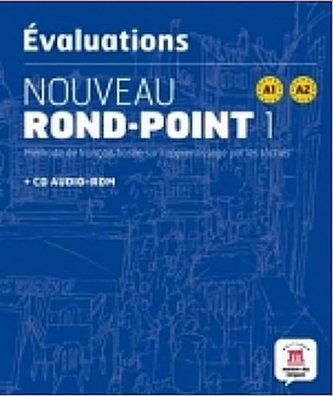 Les évaluations de Nouveau Rond-Point 1 + CD