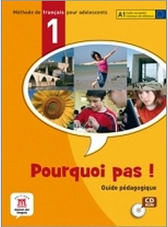 Pourquoi Pas 1 – Guide pédagogique (CD)