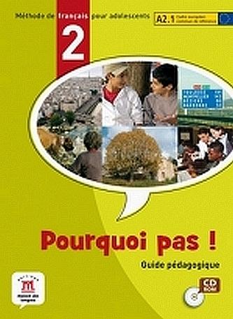 Pourquoi Pas 2 – Guide pédagogique (CD)