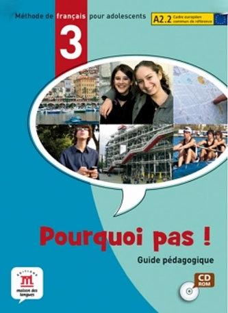 Pourquoi Pas 3 – Guide pédagogique (CD)