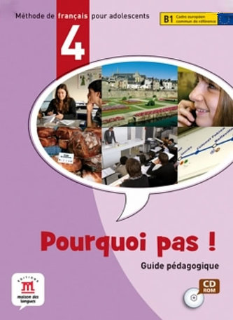Pourquoi Pas 4 – Guide pédagogique (CD)