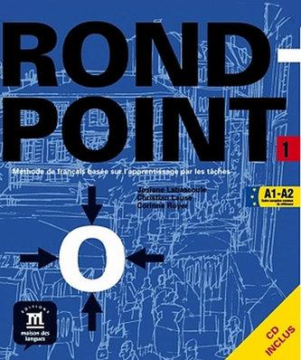 Rond-point 1 – Livre de léleve + CD