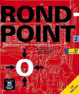 Rond-point 2 – Livre de léleve + CD
