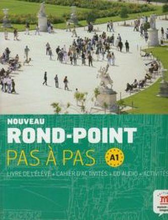Rond-Point pas a pas A1 – L. de lél. + C. dex. + CD