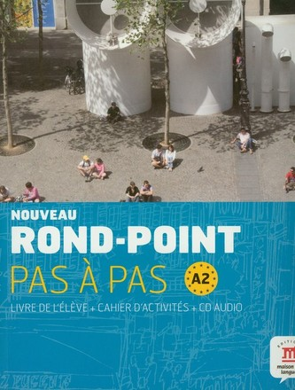 Rond-Point pas a pas A2 – L. de lél. + C. dex. + CD