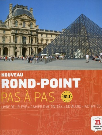 Rond-Point pas a pas B1.1 – L. de lél. + C. dex. + CD