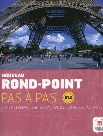 Rond-Point pas a pas B1.2 – L. de lél. + C. dex. + CD
