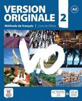 Version Originale 2 – Livre de léleve + CD + DVD