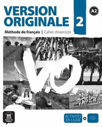 Version Originale 2 – Cahier dexercices + CD