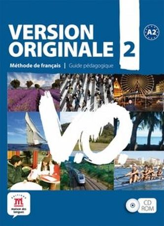 Version Originale 2 – Guide pédagogique (CD)
