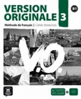 Version Originale 3 – Cahier dexercices + CD