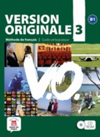 Version Originale 3 – Guide pédagogique (CD)