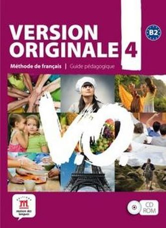 Version Originale 4 – Guide pédagogique (CD)