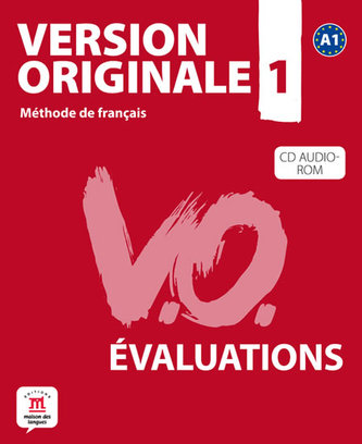 Les évaluations Version Originale 1 + CD