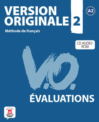 Les évaluations Version Originale 2 + CD