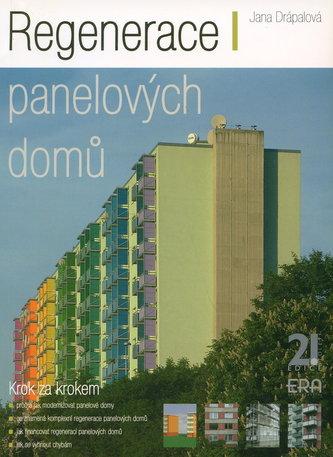 Regenerace panelových domů - Jana Drápalová