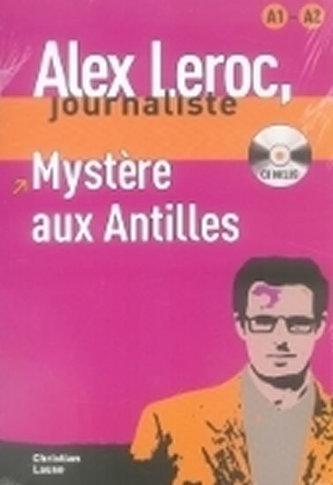 Mystere aux Antilles + CD