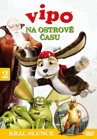 Vipo na Ostrově času 2 - Sluneční král - DVD