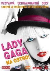 Lady Gaga - Na ostro! - DVD