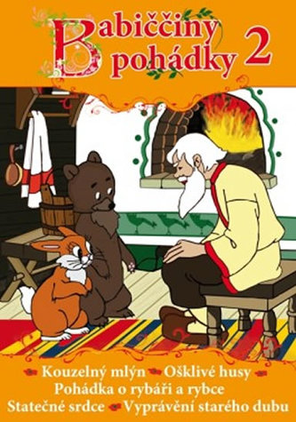 Babiččiny pohádky 2 - DVD